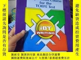 二手書博民逛書店Longman罕見Preparation Course for