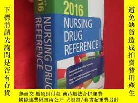 二手書博民逛書店Mosby s罕見2016 Nursing Drug Refer