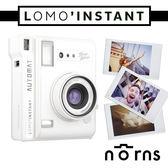 Norns 【Lomo'Instant Automat拍立得相機 單機 白色】lomography 底片相機 無限重曝 全自動快門 顏色濾片