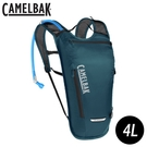 【CamelBak 美國 CLASSIC LIGHT 4 輕量補給多功能水袋背包《海軍藍》】CB2404401000