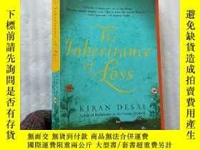 二手書博民逛書店The罕見Inheritance of Loss 32開【內頁幹