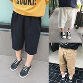 童裝男童夏季短褲中褲兒童褲子