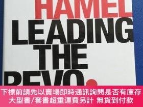 二手書博民逛書店LEADING罕見THE REVO LUTIONY153720 Gary Hamel Printed