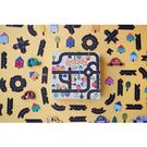 西班牙Londji 創意街道拼圖遊戲