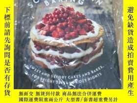 二手書博民逛書店Scandinavian罕見Baking: Sweet and
