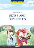 (二手書)Sense and Sensibility(25K彩圖經典文學改寫)
