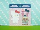 【震撼精品百貨】Hello Kitty 凱蒂貓~換裝便利貼~T-shirt【共1款】