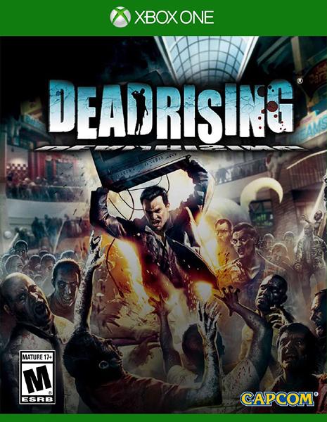X1 Dead Rising 死亡復甦(美版代購)