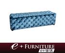『 e+傢俱 』BB11 琴 Jean 現代時尚風格 拉釦 | 拉鑽 布藝 | 皮藝 | 床尾椅 | 長凳