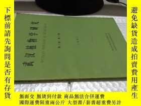 二手書博民逛書店罕見武漢植物學研究1983年(第1卷;第1.2期)Y4736 武