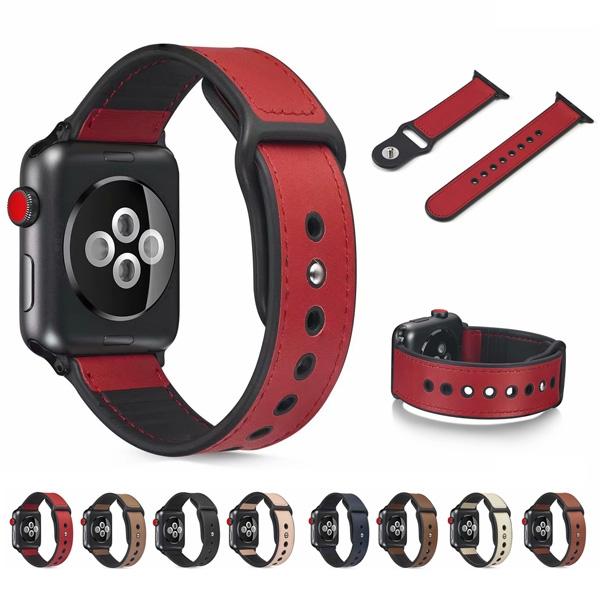 Apple Watch Series 錶帶 S6錶帶 S5錶帶 S4錶帶 S3錶帶 黑底線 蘋果錶帶 38mm 40mm 42mm 44mm