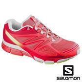 【SALOMON 法國】 X-Scream 3D女路跑健行鞋『番木瓜紅/蓮花粉紅』多功能鞋.健行鞋.登山鞋373280