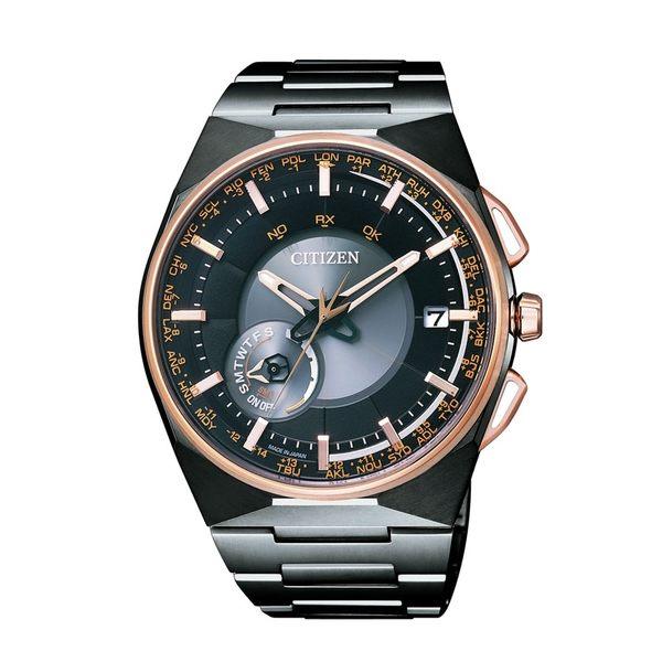 【分期0利率】星辰錶 CITIZEN GPS衛星錶 光動能 藍寶石水晶玻璃 全新原廠公司貨 CC2004-59E