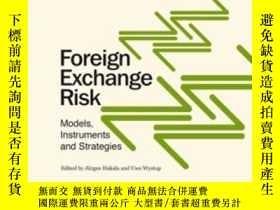 二手書博民逛書店Foreign罕見Exchange RiskY364682 Jurgen Hakala Risk Books