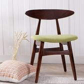 白臘木森林-曲腰餐椅-生活工場