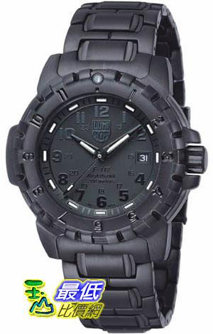 [美國直購 ShopUSA] Luminox EVO F-117 Nighthawk Bracelet Black Dial Men's Watch #6402.BO $28453