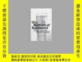 二手書博民逛書店Matters罕見of Substance: Drugs - A