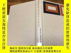 二手書博民逛書店Fundamental罕見structures of algebra 代數學經典教材,很多地方講得比artin的書