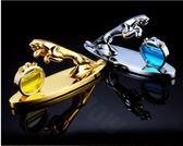 汽車香水擺件車載中控台用品裝飾品馬轎車男高檔漂亮內飾車內飾品 卡布奇诺