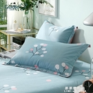 純棉枕頭套 兒童加厚單人全棉枕套一對裝學生宿舍用枕芯套48x74cm【果果新品】
