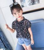 套裝兩件套夏季童裝洋氣韓版時髦兒童小女孩