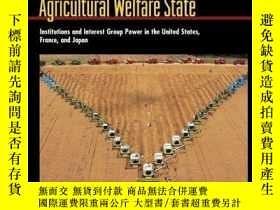 二手書博民逛書店The罕見Rise Of The Agricultural Welfare StateY256260 Adam