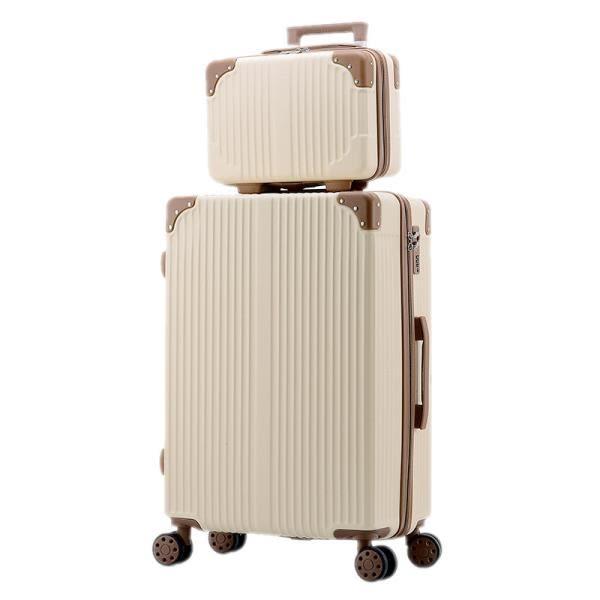 聖誕狂歡 韓版行李箱女小清新皮箱拉桿箱萬向輪20寸大學生子母箱可愛旅行箱