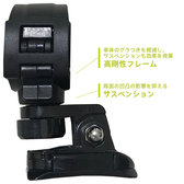 mio MiVue M777 m658 m655 m652 WIFI Plus U型固定座金剛王安全帽支架行車紀錄器車架