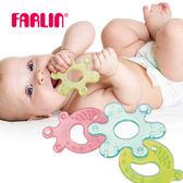 【FARLIN】魚龜拼圖矽膠固齒器(0M+)