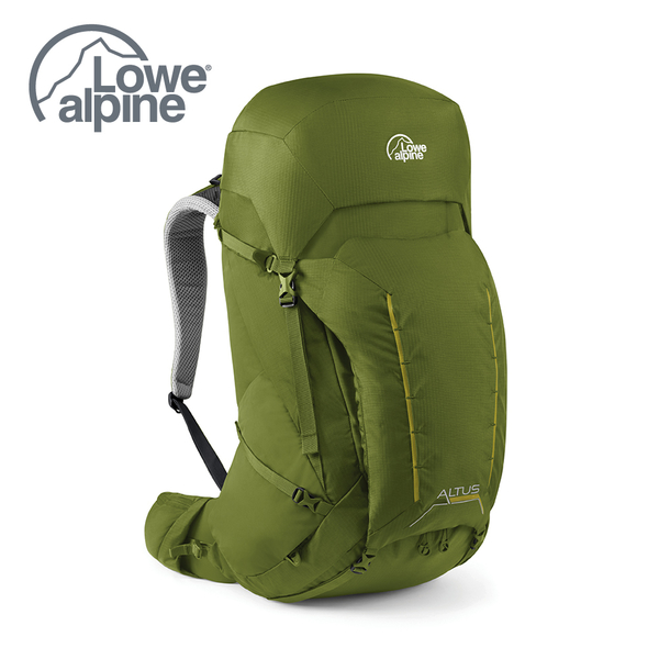 Lowe Alpine Altus 52:57 多功能登山背包 蕨綠 #FMQ12