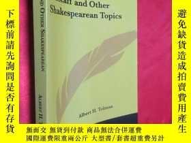 二手書博民逛書店Falstaff罕見and Other Shakespearea