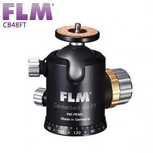 【FLM】德國孚勒姆 CB-48FT 專業FT系列球型雲台 ( NEIGEN / TILT俯仰調整紐 ) 勝興公司貨
