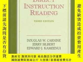 二手書博民逛書店Direct罕見Instruction Reading (3rd Edition)-直接指令閱讀(第三版)Y4