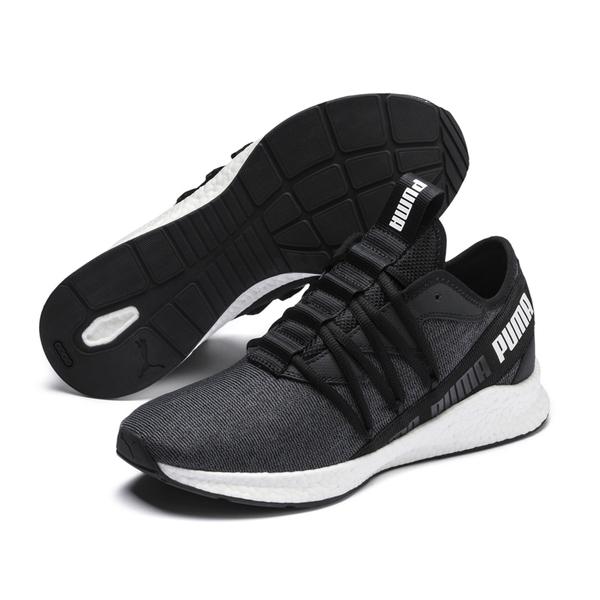 Puma NRGY 男 黑灰 慢跑鞋 運動鞋 訓練 跑步 健身 休閒鞋 針織鞋面 舒適 緩衝 19276007