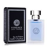 Versace Pour Homme 經典男性淡香水(5ml) EDT-國際航空版