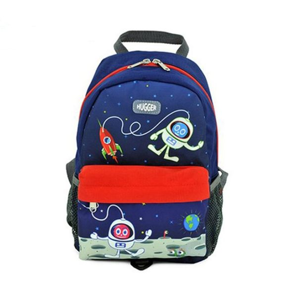 【英國Hugger】旅行家後背包-中號(9L)/城市綠洲專賣(孩童背包.無毒安心.耐髒)
