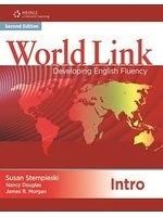二手書《World Link, 2/e Intro : Combo Split Intro A Student Book with Student CDROM》 R2Y ISBN:9781424066872