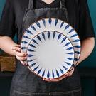 日式陶瓷盤子創意