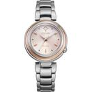 CITIZEN星辰L系列光動能星之奇蹟時尚腕錶 EM0589-88X