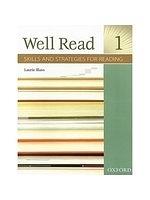 二手書博民逛書店 《Well Read: Skills and Strategies for Reading》 R2Y ISBN:9780194761000│Blass