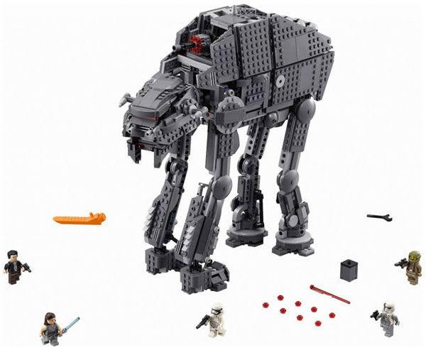 【LEGO樂高】STAR WARS 第一軍團重型裝甲走獸 75189  星際大戰