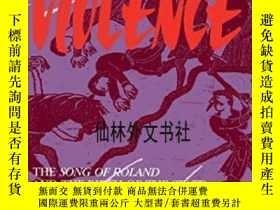二手書博民逛書店【罕見】The Subject Of Violence: The
