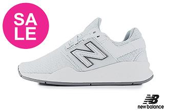 【出清下殺】New Balance 247 成人女款 限量時尚運動鞋 慢跑鞋 O8567#水藍◆奧森