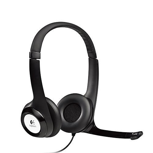 Logitech 羅技 H390 千里佳音舒適版 USB 耳機