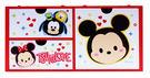 【震撼精品百貨】Micky Mouse_米奇/米妮 ~Tsum Tsum米奇橫式三抽收納盒