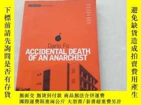二手書博民逛書店Accidental罕見Death of an Anarchis