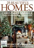 25 Beautiful HOMES 12月號/2018