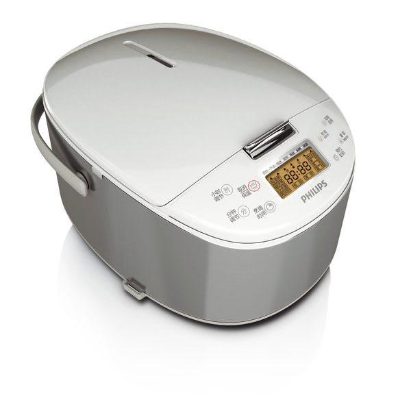 【贈玻璃保鮮盒*1】 飛利浦PHILIPS 靈感系列觸控感應型灶燒電子鍋HD3077 ✬ 新家電生活館 ✬