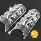 嘉奈兒韓國琉璃水晶指甲.指膜60片 [18983]◇美容美髮美甲新秘專業材料◇
