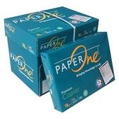 【一箱】PAPERONE A4多功能影印紙/列印紙/A4紙 70g (5包/箱)